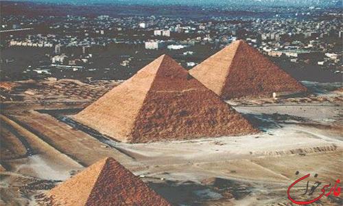 اهرام مصر باستان